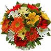 Цветы Пете с юбилеем