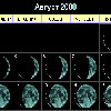 Лунный календарь похудения