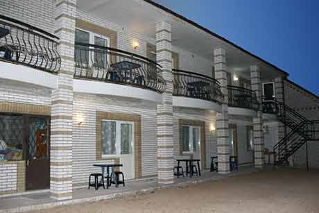 Частный отель У ИРИНЫ в Бердянске