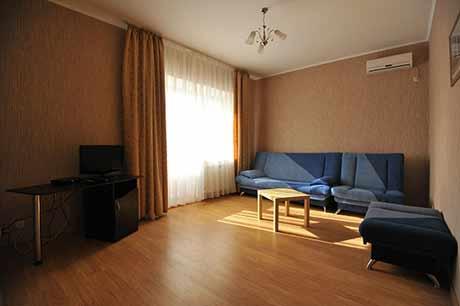 Отель Сияние Тамани