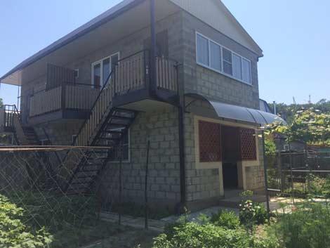 Гостевой дом в переулке Базарном Голубицкая