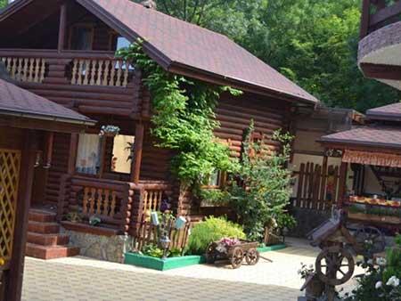 Гостиница МОРОША