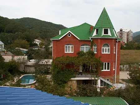 Гостевой дом ЮрГал в поселке Агой