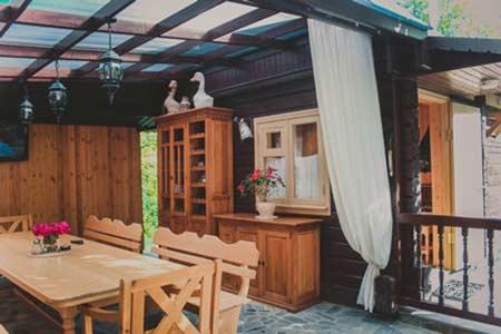 Гостевой дом ПАНАМА в поселке Аше