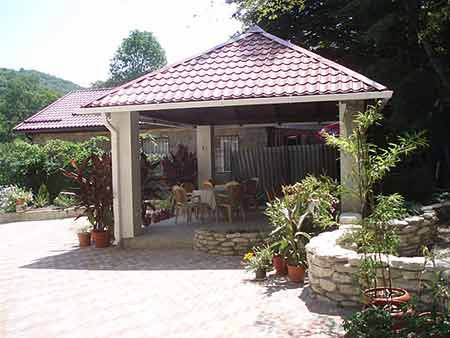Гостевой дом Лесной в поселке Бетта