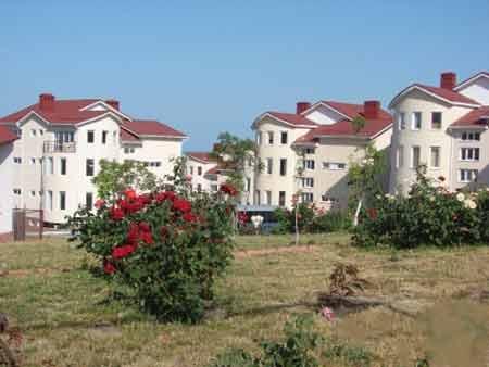 Пансионат Шингари в поселке Сукко