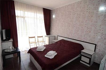 Гостиница ЭДАС поселок Вардане