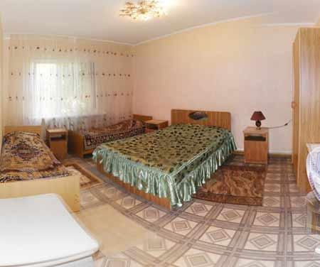 Мини-гостиница ВИШНЕВКА