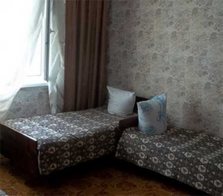 Мини отель ЗЕЛЕНЫЙ ДВОРИК 3