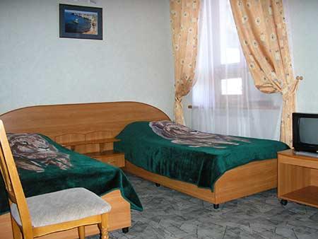Санаторий МОРСКОЙ УГОЛОК города Алушта