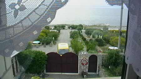 Усадьба Райский уголок в поселке Черноморское