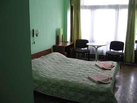 База отдыха МЕЧТА в поселке Гурзуф