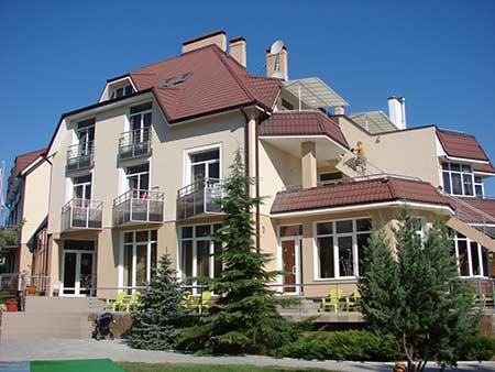 Отель МОРСКОЙ КОНЕК