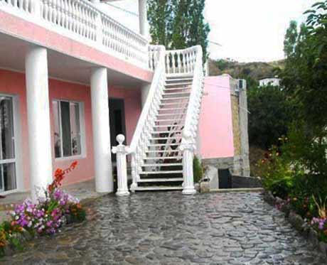 Гостиница OAZIC в поселке Морское