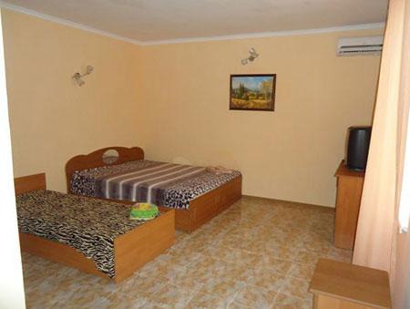 Гостевой дом в Новофедоровке