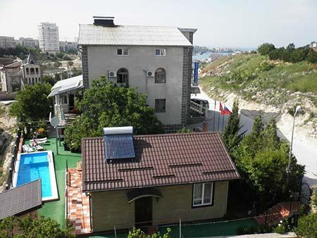 Гостевой дом КОРАЛЛОВАЯ в Севастополе