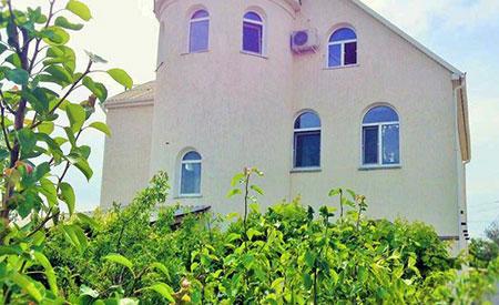 Гостевой дом РЕЗИДЕНЦИЯ ЮСУПОВА в поселке Витино