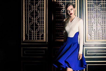 модные платья отIsabel Garcia