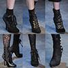 Модная женская обувь осень - зима