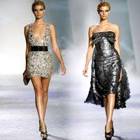 Платье на Новый год 2011, фото