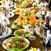 Новогоднее меню на новый 2011 год, новогодний стол, фото