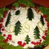 Новогоднее меню, салаты рецепты на Новый год