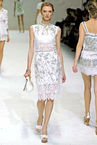 Женская мода 2011, яркие новинки моды сезона весна лето 2011, фото