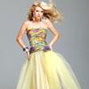 Мода весна лето 2011, вечерние платья, модные тенденции, фото