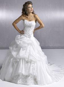 Красивые свадебные платья