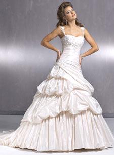 Красивые свадебные платья, фото