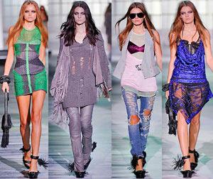 Молодежная мода 2011, мода для молодежи, модные стили, фото