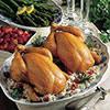 Новогодние блюда из куруцы