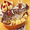 Блюда из рыбы на Новый  год