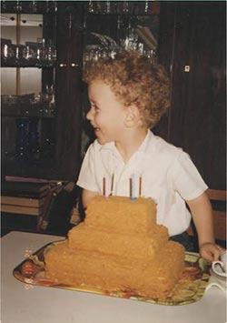 Медовый торт Сюрприз