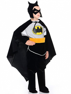 Новогодний костюм бэтмена для мальчика своими руками фото 295