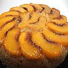 выпечка из персиков