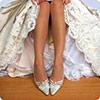 Выбор обуви для невесты