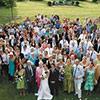 Что одеть на свадьбу летом