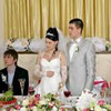 Поздравление молодым на свадьбе