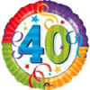 Юбилей 40 лет, поздравления