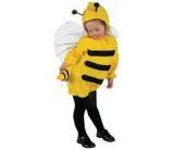 Карнавальный костюм Пчелка на Новый год для девочки
